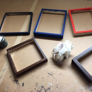 bespoke conservation picture framing north london